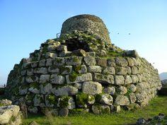 Nuraghe Santu Antine, Sardinia, Italy  1800 BC Baby!