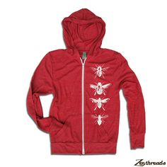 Unisex BEES Eco Hoody  Alternative apparel XS S M L by ZenThreads, $35.00