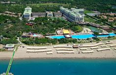 Rixos Premium Belek | Antalya  http://www.touristica.com.tr/rixos-premium-belek