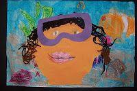 Underwater Self Portraits