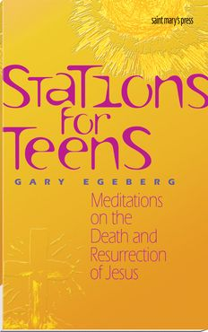 A great Stations of the Cross resource for those celebrating with teens, and for Stations that Teens are putting on for themselves and the community.
