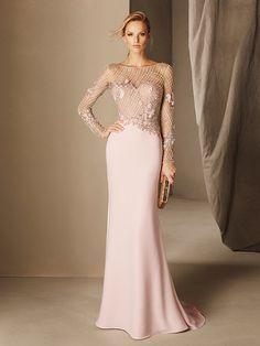La colección 2017 de vestidos de fiesta de Pronovias.