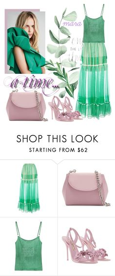 """""""Springtime... ;-)"""" by marastyle ❤ liked on Polyvore featuring STELLA McCARTNEY, La Regale and Sophia Webster"""
