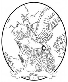 1000 Images About Bella Sara Coloring Pages On Pinterest