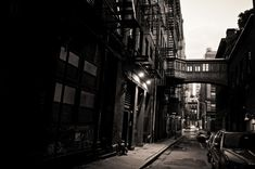 Staple Street - Tribeca - New York City - By Vivienne Gucwa  There are streets that I return to over and over again. These streets tug at me...
