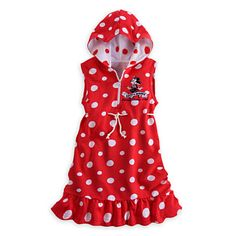Minnie Mouse Swim Cover-Up for Girls - Disney Cruise Line | Disney Store