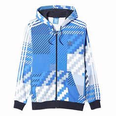 Adidas Originals, Hooded Jacket, Athletic, Jackets, Diy, Fashion, Jacket With Hoodie, Down Jackets, Moda