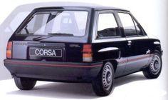 Opel Corsa Swing (1987 - 1990) ☺