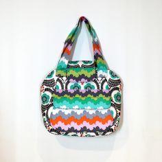 Spring Fling Handbag: Free PDF Pattern + Tutorial | Sew Mama Sew