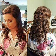 Wedding hair - wedding makeup b…   Our Work- Portfolio of work done by team SBB- Bridal Hairstyles- Wedding airbrush makeup   Weddi…