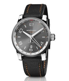 Montblanc TimeWalker Voyager UTC One of my favorites! This is simply a well-designed and perfectly executed steel-watch, ideal for traveling...