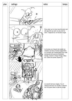 Storyboard RéAnimation - 2