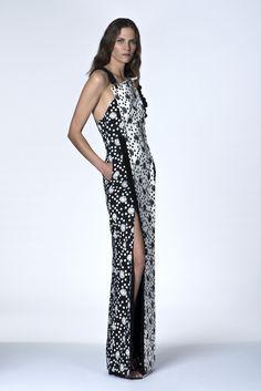 Emanuel Ungaro Resort 2014 Fashion Show - Frankie Rayder