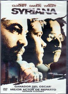 SYRIANA. (DVD NUEVO)