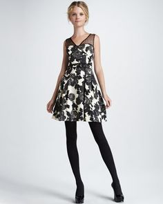 Lanai Sleeveless Dress by Milly at Neiman Marcus.