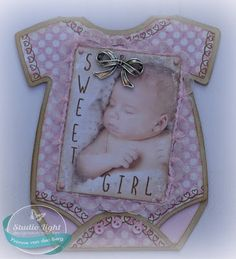 Yvonne's Cardcorner: Sweet Girl
