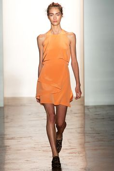 Peter Som Spring 2014 Ready-to-Wear Fashion Show