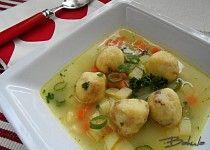 Bramborovo – slaninové knedlíčky Potato Salad, Shrimp, Potatoes, Meat, Chicken, Ethnic Recipes, Food, Potato, Essen