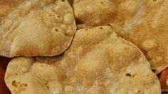 Chapati: pão indiano sem fermentação - Receitas - GNT