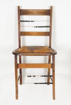 Bett Gallery Hobart - Julie Gough - Head count Australian Artists, Count, Furniture, Gallery, Home Decor, Decoration Home, Room Decor, Home Furnishings, Arredamento