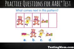 Can your child solve this quantitative reasoning question? #AABL