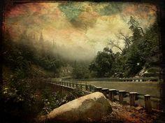 The Road to Everywhere Fine Art Print - Leah Moore