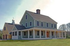 Farmhouse from Classic Colonial Homes