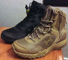New Valsetz RTS Stealth Boots by Under Armour Tactical