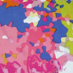 "Pastel Digital Splatter  Fabric  Five - 6""  Cotton Fabric Block Quilt Charm  5 Pieces #301-204 by AlwaysInStitchesCo on Etsy"