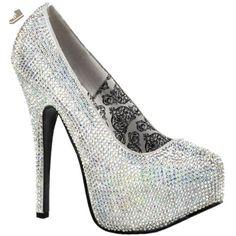 Teeze-06 Shoes - Size 11 - Pleaser pumps for women (*Amazon Partner-Link)
