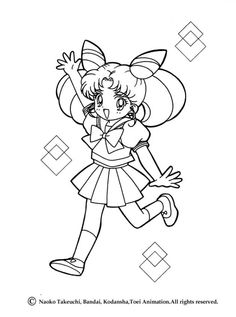 sailor moon coloring pages all heroes of sailor moon
