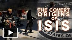 The covert origins of ISIS #wtfu StormCloudsGathering | The truth is extreme. To make it moderate is to lie.