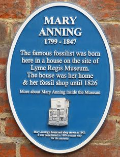 A biography of Mary Anning, the fossil hunter of Lyme Regis, Dorset, who helped discover the remains of an ichthyosaur when she was just a girl. Lyme Regis, Primary Science, Name Plaques, Street Names, Inspiration Boards, Nostalgia, Museum, History, Learning