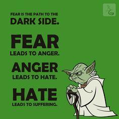 #StarWars #MasterYoda #Quotes