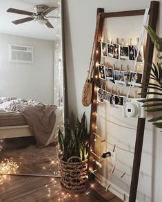 Bedroom Inspo Quartos Ideas For 2019 My Room, Dorm Room, College Room, Diy Room Decor For College, Diy Apartment Decor, Apartment Therapy, Studio Apartment, Bedroom Apartment, Apartment Interior