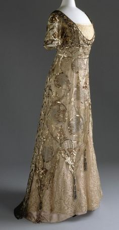 Evening dress  Callot Soeurs 1910–14