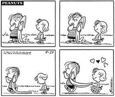 sally and linus relationship counseling