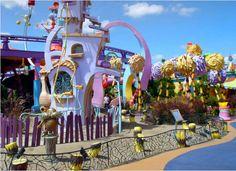 Seuss Landing - Islands of Adventure