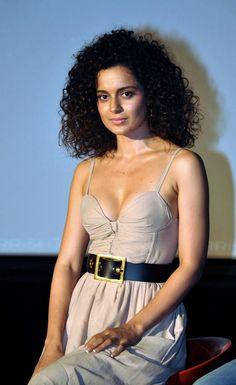 Kangana Ranaut at the trailer launch of 'Krrish 3'. #Bollywood #Fashion
