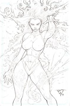 Ms. Marvel Binary by Paolo Pantalena