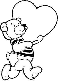urso-desenho-amor-imprimir.gif (424×600)