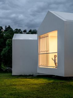 Pk arkitektar munkasteinn summer house 39 rez e dens pinterest house architecture and for Modern buro land