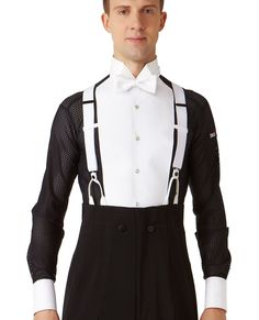 Taka Ballroom Dance Shirt MS163S | Dancesport Fashion @ DanceShopper.com