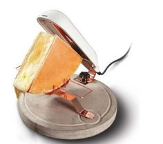 Jenny saidBoska Raclette Quattro Concrete (pictured) looks classy and can easily be used ...