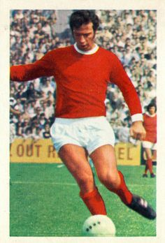 David Sadler - Manchester United - as a player.