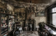 Inside 9 of the Planet's Creepiest Abandoned Cottages - See more at: http://www.directholidaycottages.com/cottage-blog/index.php/creepiest-abandoned-cottages/#sthash.gP1udqS7.dpuf