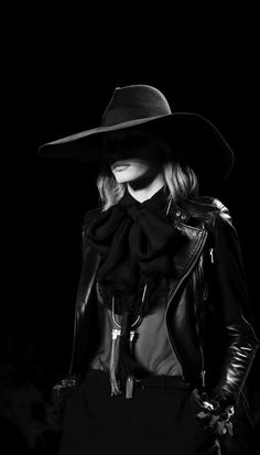 Hedi Slimane - Saint Laurent