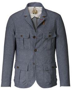 Janker (blau) von Luis Trenker - Sakkos & Janker - Bekleidung - Herrenmode Online Shop - Frankonia.de