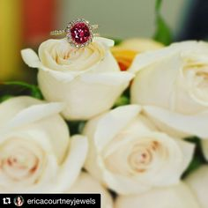 Fun fact Friday!  The Black Prince's Ruby is actually a spinel. #funfact #Repost @ericacourtneyjewels with @repostapp. ・・・ Did you know that the famous 14th century Black Prince's Ruby in the British Imperial Crown is actually a red #spinel? Just like the one in this #dropdeadgorgeous ring ❤️ #ericacourtney #couturedailydose #showyourcouture #lovegold #jewelry #jewelrydesign #jewels #diamond #diamonds #custom #love #stunning #beautiful #color #finejewelry #highendjewels #ringoftheday…