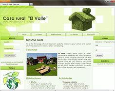 Web casa rural